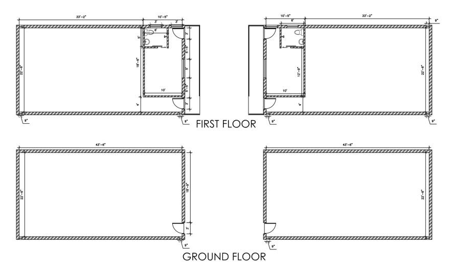 site drawings grondfloor plan1
