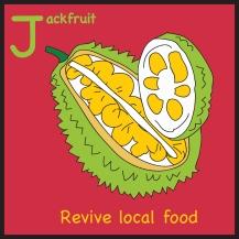 sticker jackfruit