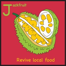 sticker jackfruit