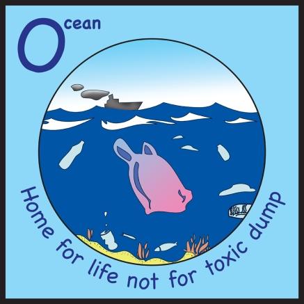 sticker ocean