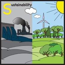 sticker sustainability